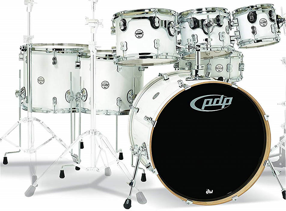 PDP CM7-PEARLESCENT-WHITE